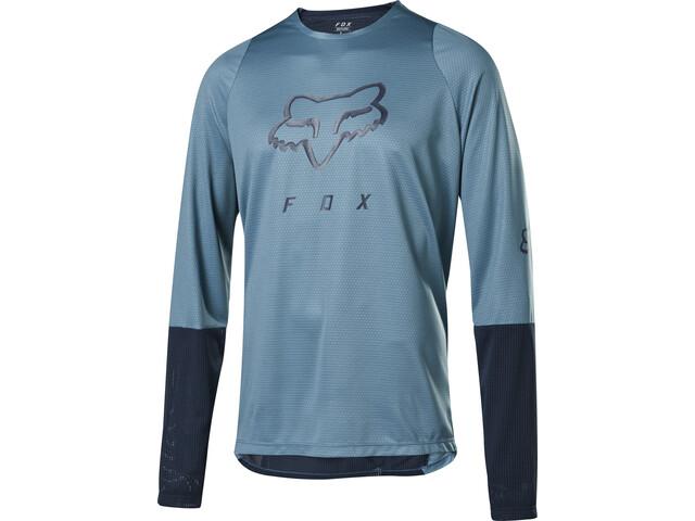 Fox Defend Fox Head LS Jersey Men light blue